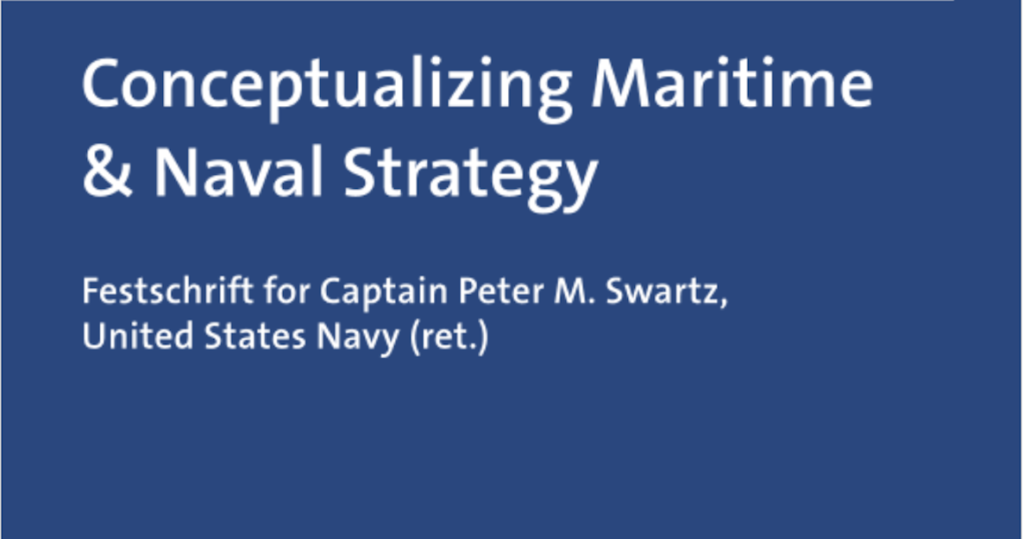 New article by ACIPSS-researcher Jeremy Stöhs on changing strategic and naval views along Europe's northern shores