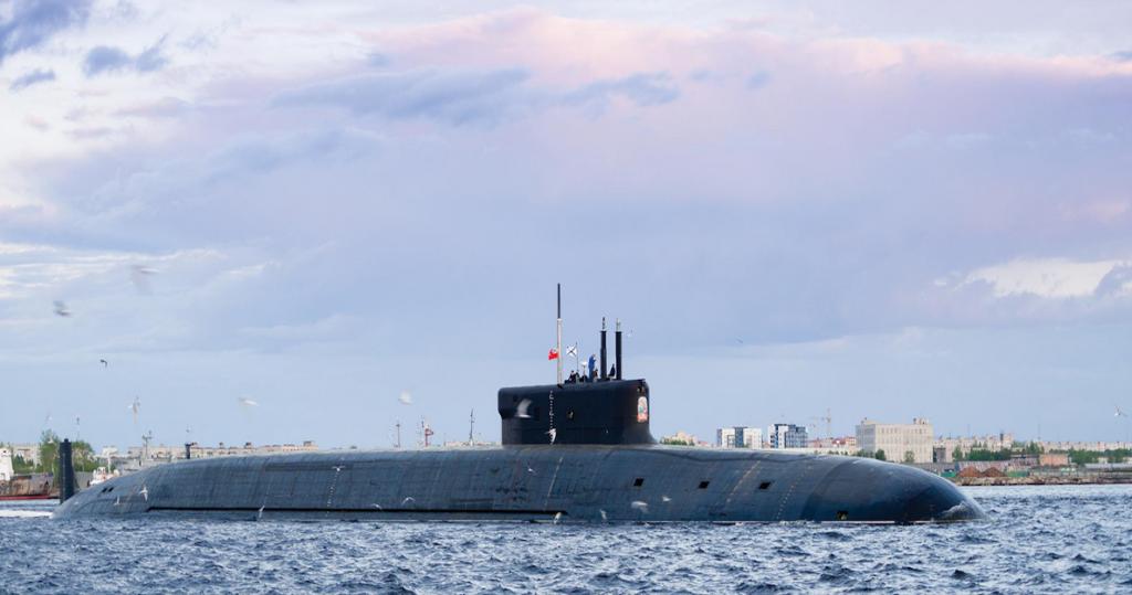 ACIPSS-Mitglied Christopher Bott veröffentliche Artikel über Russlands Nordflotte
